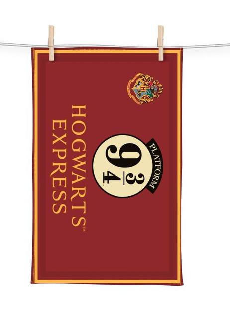 Harry Potter Hogwarts Express Tea Towel