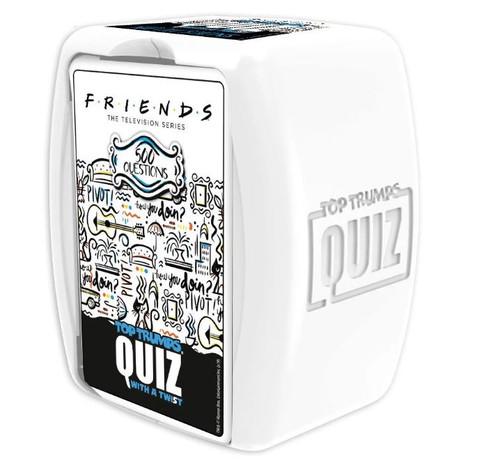 Friends Top Trumps Quiz Game