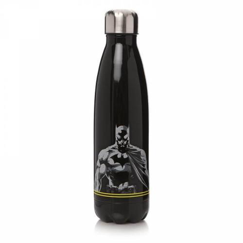 Batman City Scene Metal Water Bottle