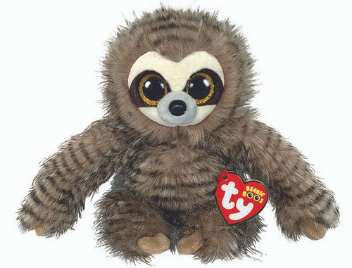 TY Beanie Boos Babies Sully Sloth Soft Toy