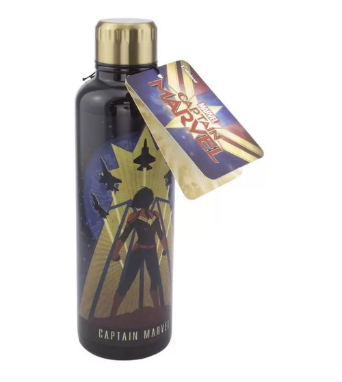 Captain America Stainless Steel Water Bottle