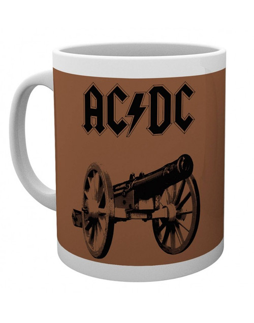 AC/DC For Those About To Rock Coffee Mug