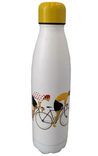 Cycling Metal Water Bottle