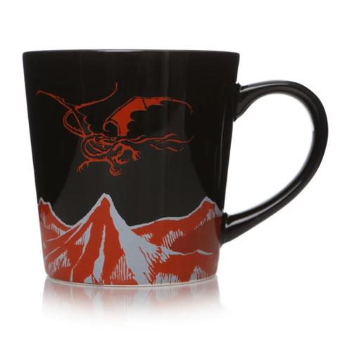 The Hobbit Smaug Tapered Mug
