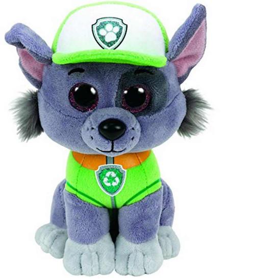 TY Beanie Boos Paw Patrol Rocky Soft Toy