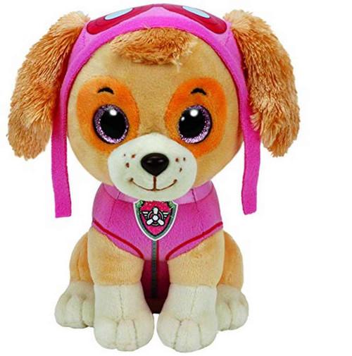 TY Beanie Boos Paw Patrol Skye Soft Toy