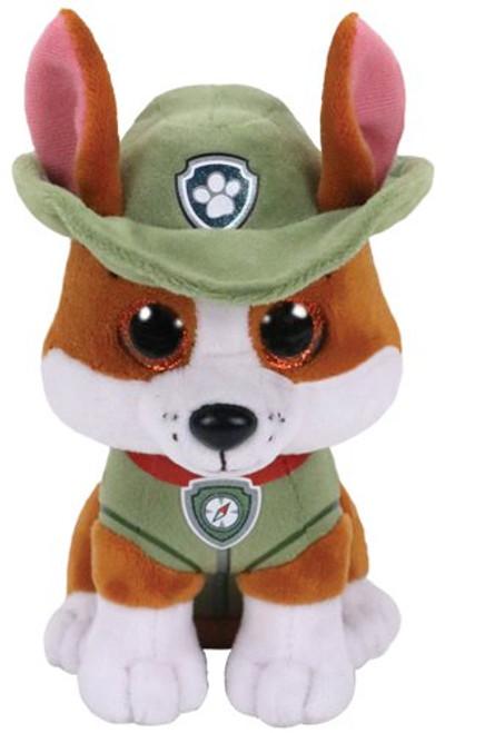 TY Beanie Boos Paw Patrol Tracker Soft Toy