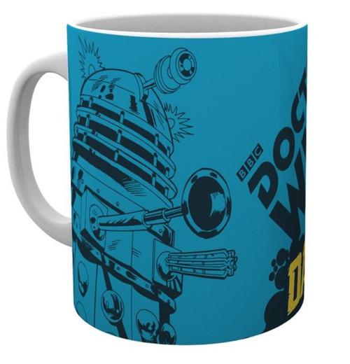 Doctor Who Universe Daleks Mug