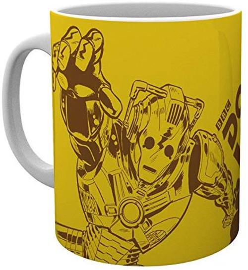 Doctor Who Universe Cyberman Mug