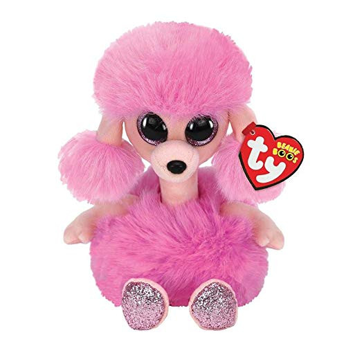 TY Beanie Boos Babies Camilla Poodle Soft Toy