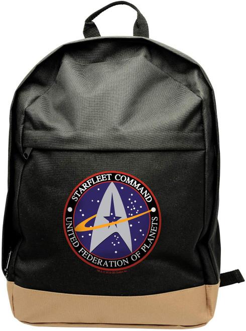 Star Trek Starfleet Command Backpack