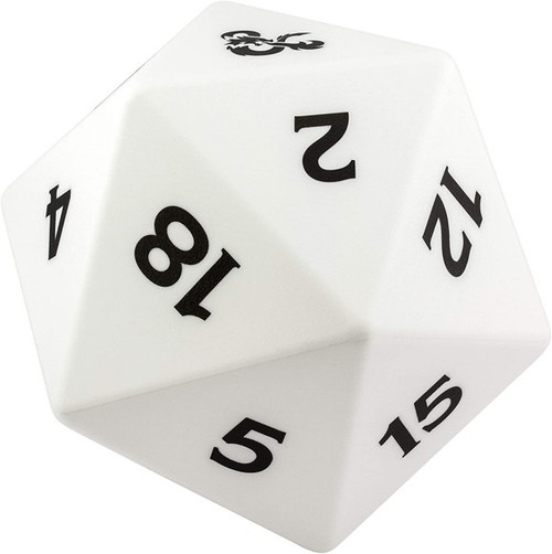 Dungeons & Dragons D20 Dice Light