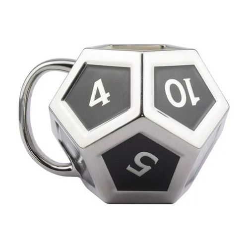 Dungeons & Dragons D20 Dice Mug