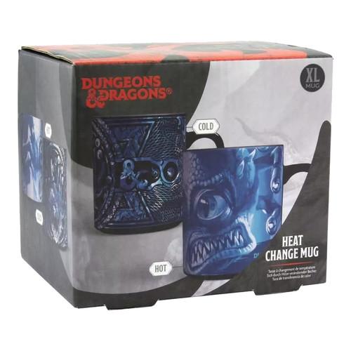 Dungeons & Dragons Heat Changing Mug
