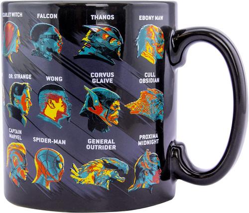 Avengers Endgame Coffee Mug