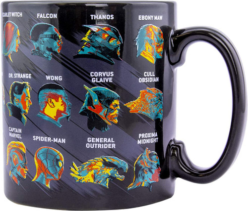Avengers Endgame Coffee Mug