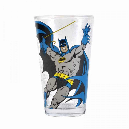 Batman Drinking Glass