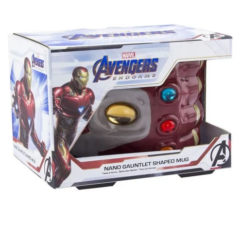 Marvel Nano Infinity Gauntlet Mug