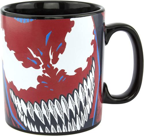 Marvel Venom Carnage Heat Change Mug