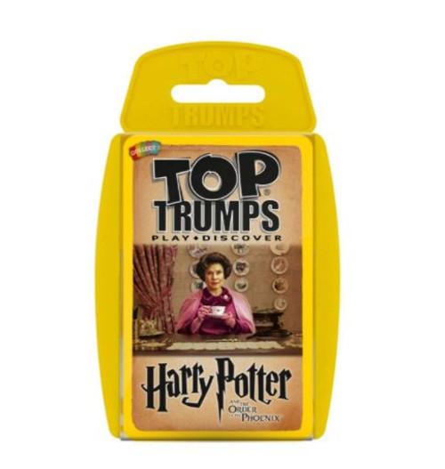 Harry Potter Top Trumps - Order Of The Phoenix