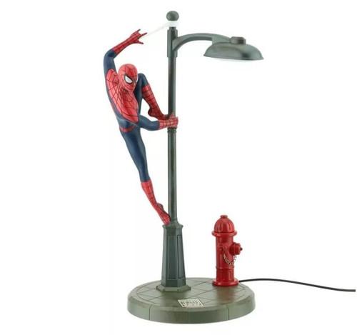 Marvel Spiderman Lamp
