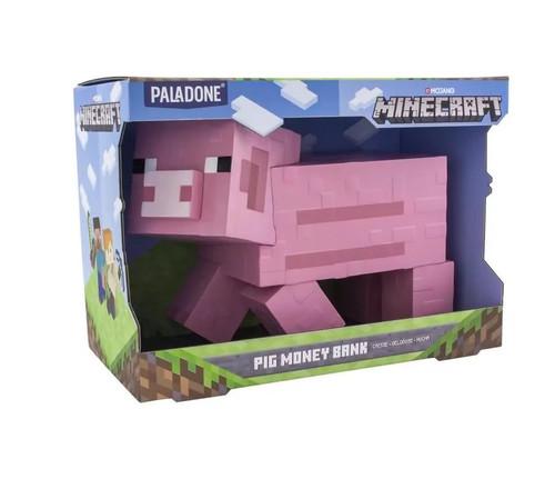 Minecraft Pig Money Bank
