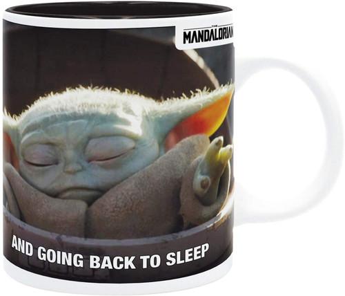 Star Wars Mandalorian Baby Yoda Meme Mug