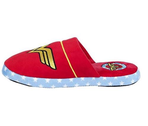 Wonder Woman Mule Slippers UK 2-4