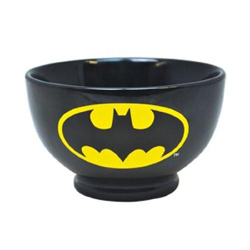 Batman Black Ceramic Bowl