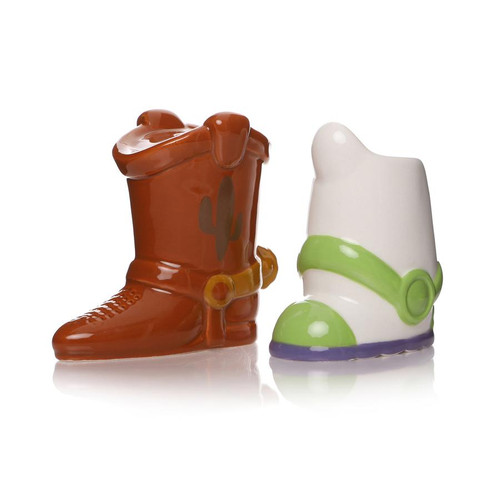 Toy Story Boots Salt And Pepper Pots
