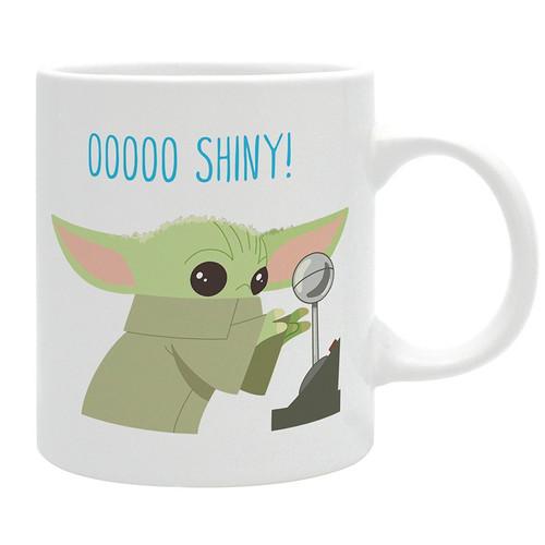 Star Wars The Mandalorian Baby Yoda Chibi Mug