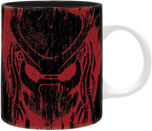 Predator Red Coffee Mug