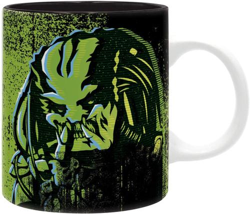 Predator Green Coffee Mug