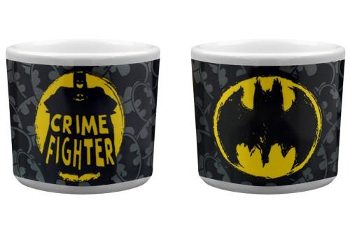 Batman Crime Fighter Set Of Two Egg Cups