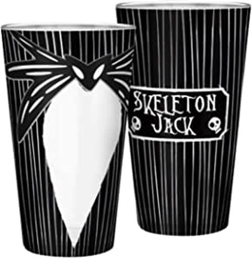 Nightmare Before Christmas Jack Drinking Glass