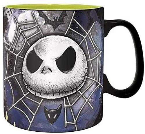 Nightmare Before Christmas Jack & Oogie Large Mug