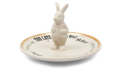 Alice In Wonderland Trinket Tray