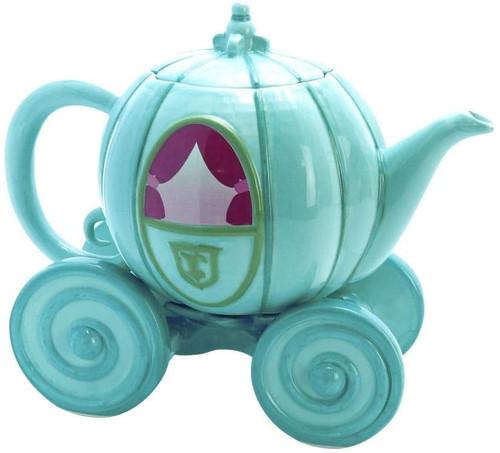 Cinderella Pumpkin Carriage Tea Pot