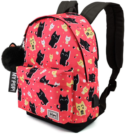 Oh My Pop Cats USB Backpack