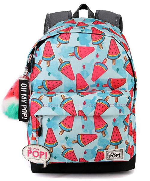 Oh My Pop Ice Lolly USB Backpack