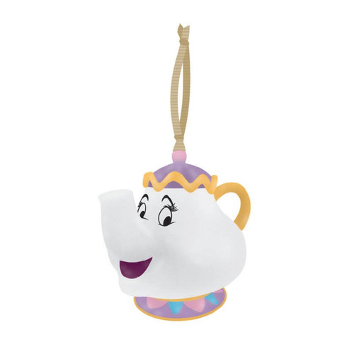 Beauty And The Beast Mrs Potts Christmas Bauble