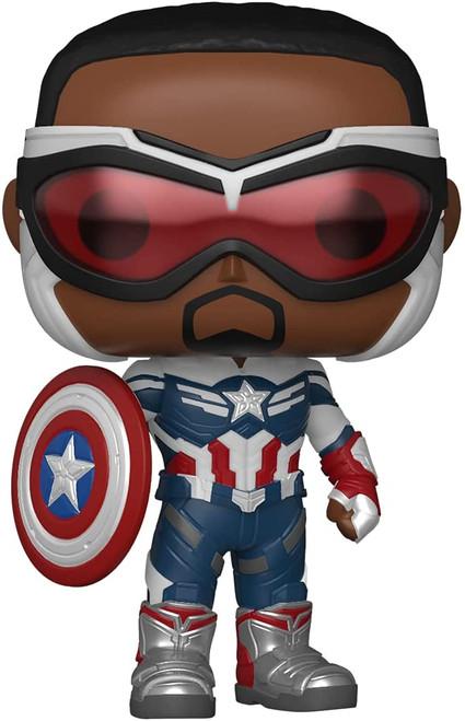 Marvel Captain America Funko POP 814 Figure