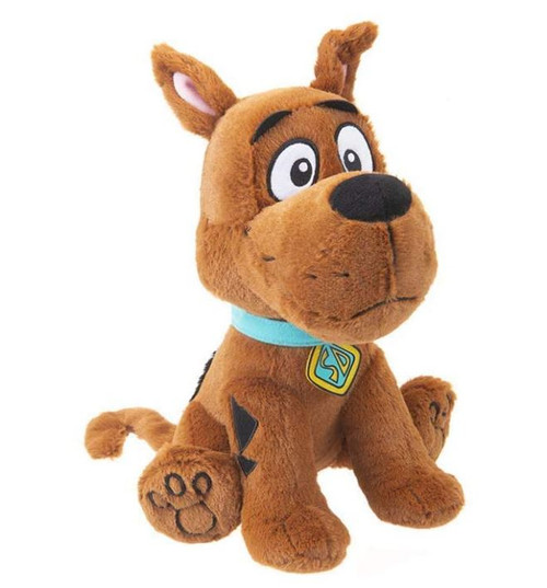 Baby Scooby-Doo Soft Toy
