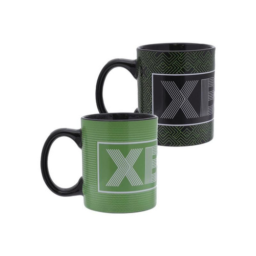 Xbox Logo Heat Changing Mug
