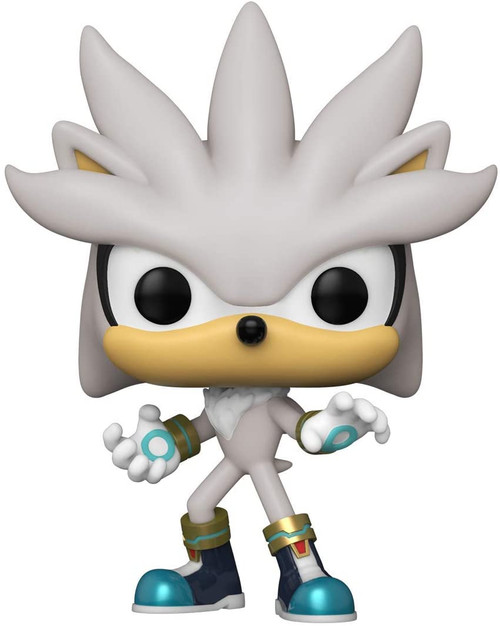 Silver the Hedgehog Funko POP 633 Figure