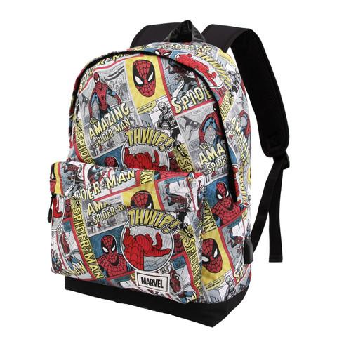 Marvel Spider Man Comic Strip Backpack
