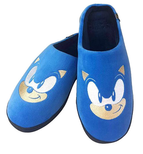 Sonic The Hedgehog Class Of 91 Slippers