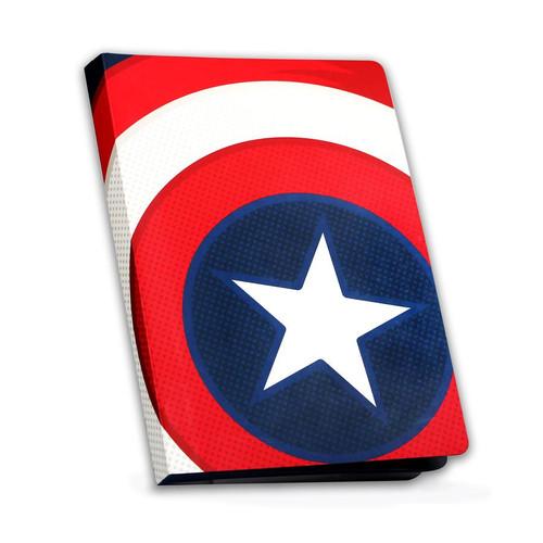Marvel Captain America Shield A5 Notebook