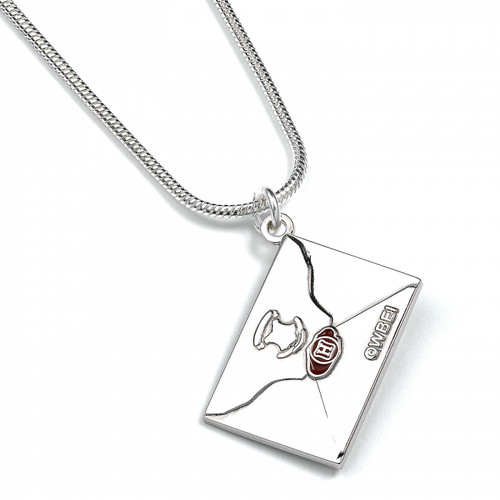 Harry Potter Acceptance Letter Necklace