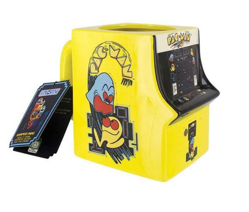 Pac Man Arcade Machine Coffee Mug